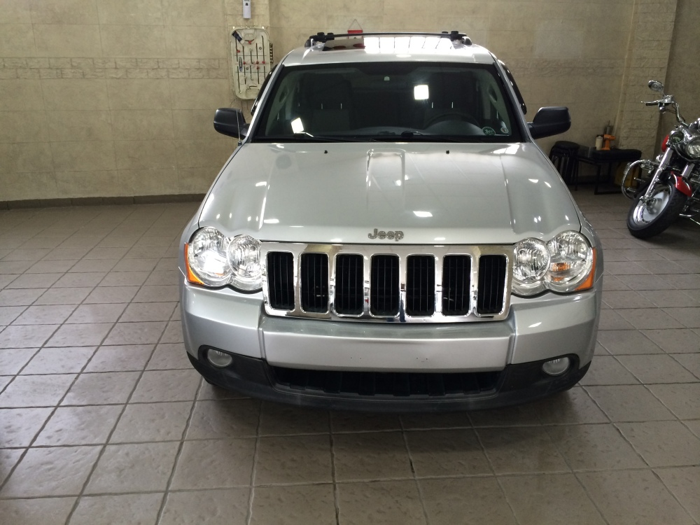 2008 Jeep Grand Cherokee Laredo V6 4x4 for sale @ Mini Me Motors in Beirut, Lebanon (5/6)