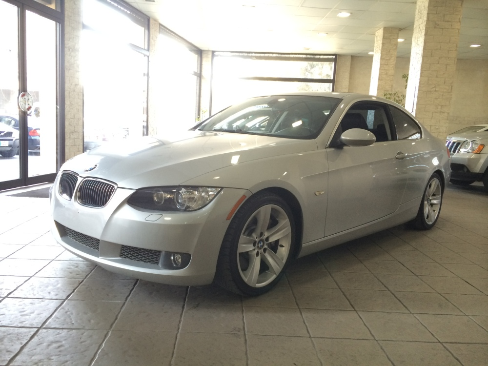 2007 BMW 335i coupe Sport for sale now at Mini Me Motors in Beirut, Lebanon.  (1/6)