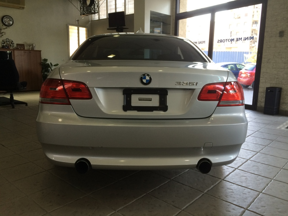 2007 BMW 335i coupe Sport for sale now at Mini Me Motors in Beirut, Lebanon.  (4/6)