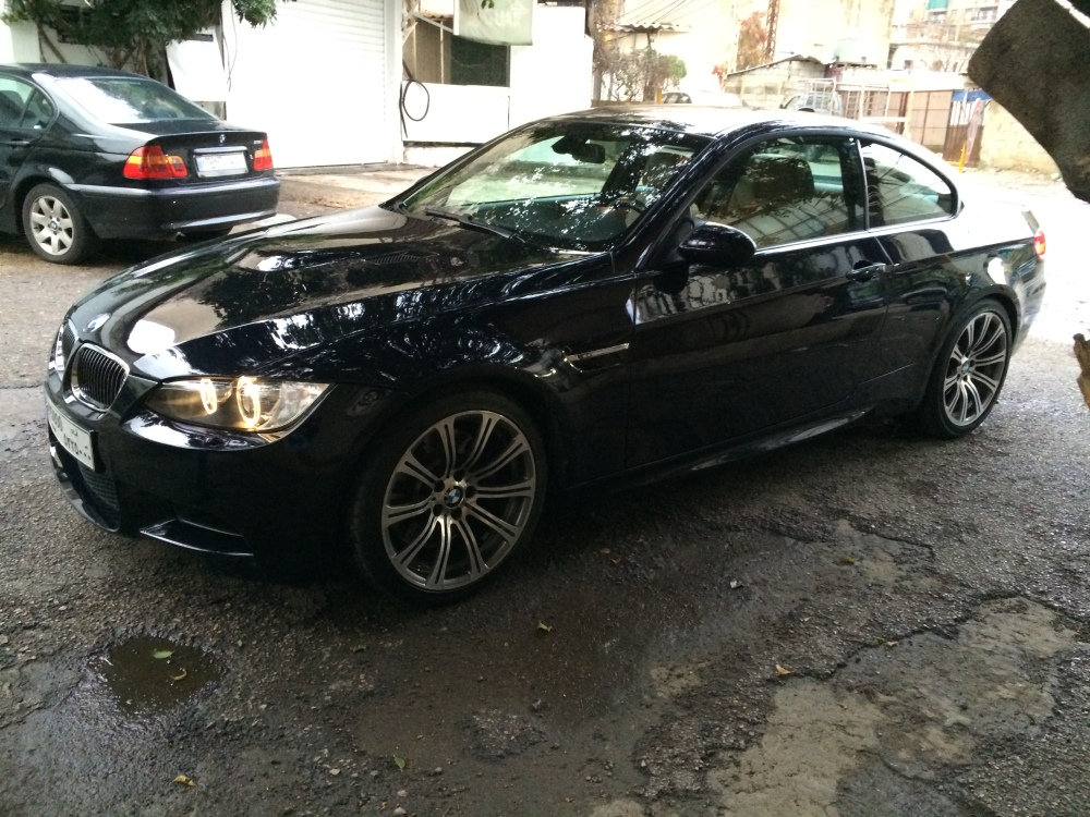 2009 BMW M3 SMG for sale at Mini Me Motors in Beirut, Lebanon (2/6)