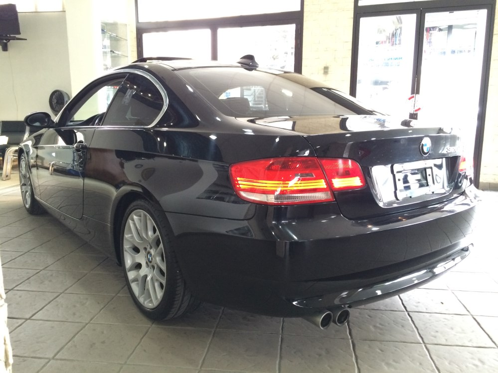 2007 BMW 328i Coupe for sale at Mini Me Motors in Beirut, Lebanon. www.minimemotors.com +961-1-879878 (4/6)