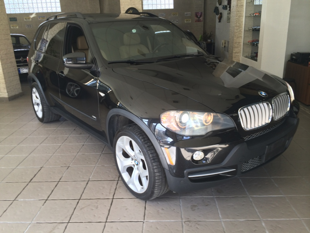 2008 BMW X5 4.8i Sport for sale at Mini Me Motors in Beirut, Lebanon +961 1 879 878. www.minimemotors.com (2/6)