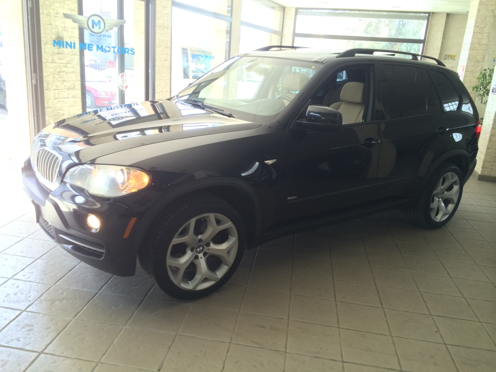 2008 BMW X5 4.8i Sport for sale at Mini Me Motors in Beirut, Lebanon +961 1 879 878. www.minimemotors.com (1/6)