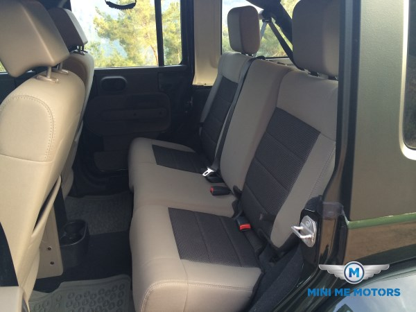 2010 Jeep Wrangler Sahara unlimited for sale at Mini Me Motors in Beirut, Lebanon (4/6)