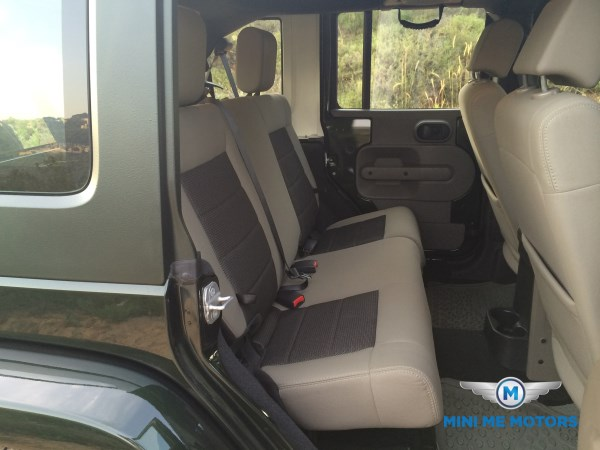 2010 Jeep Wrangler Sahara unlimited for sale at Mini Me Motors in Beirut, Lebanon (3/6)