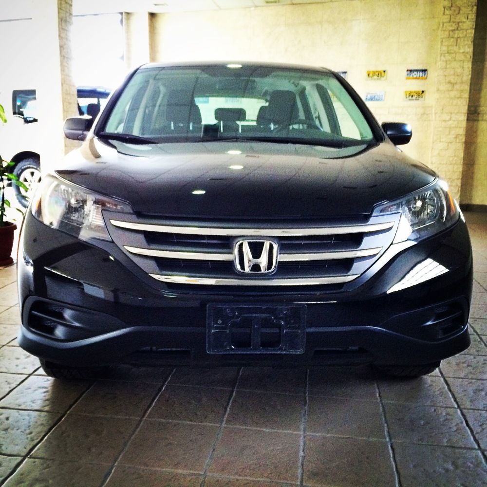 2013 Honda CRV AWD for sale @MiniMeMotors in Beirut, Lebanon (1/6)