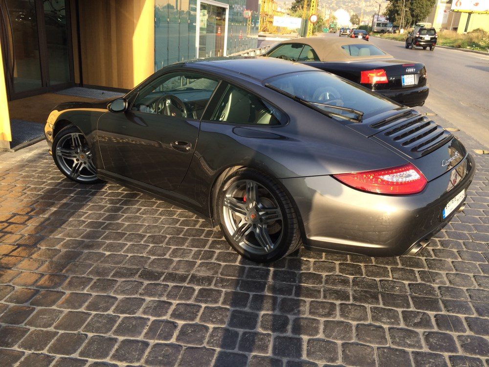 2006 Porsche 911 Carrera 4S for sale @MiniMeMotors in Beirut, Lebanon (2/6)