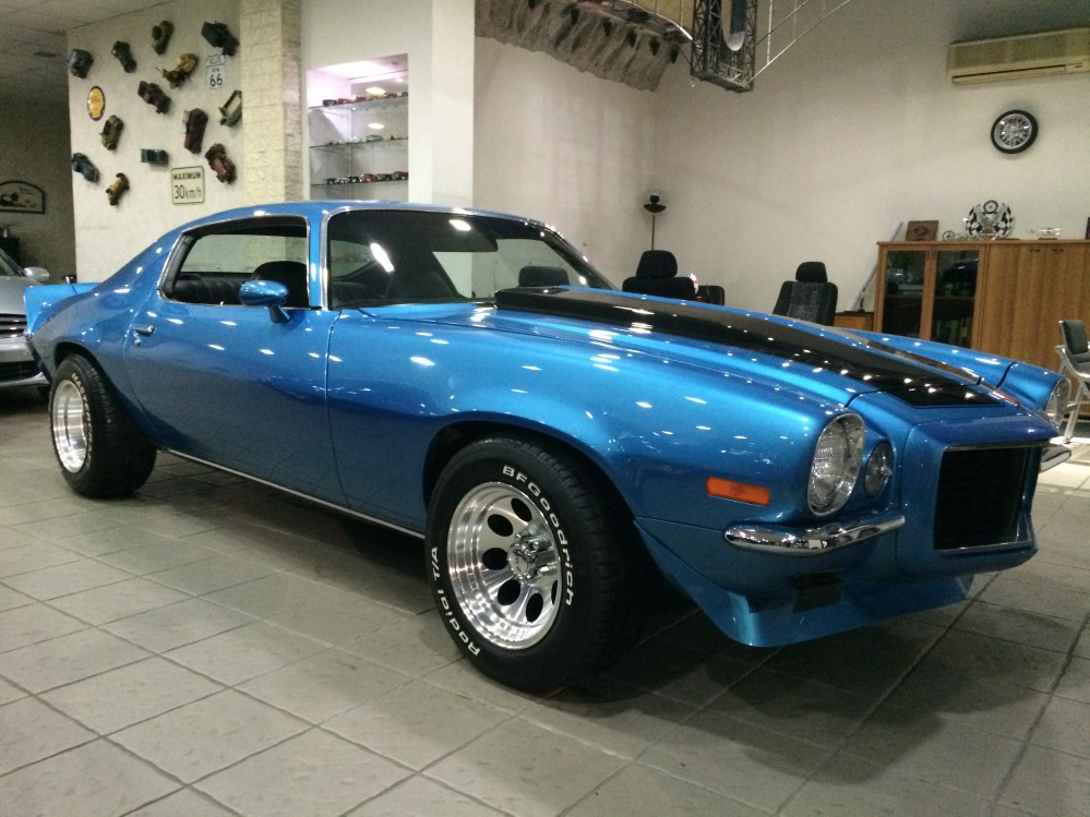 1972 Chevrolet Camaro Z28 for sale at Mini Me Motors (1/6)