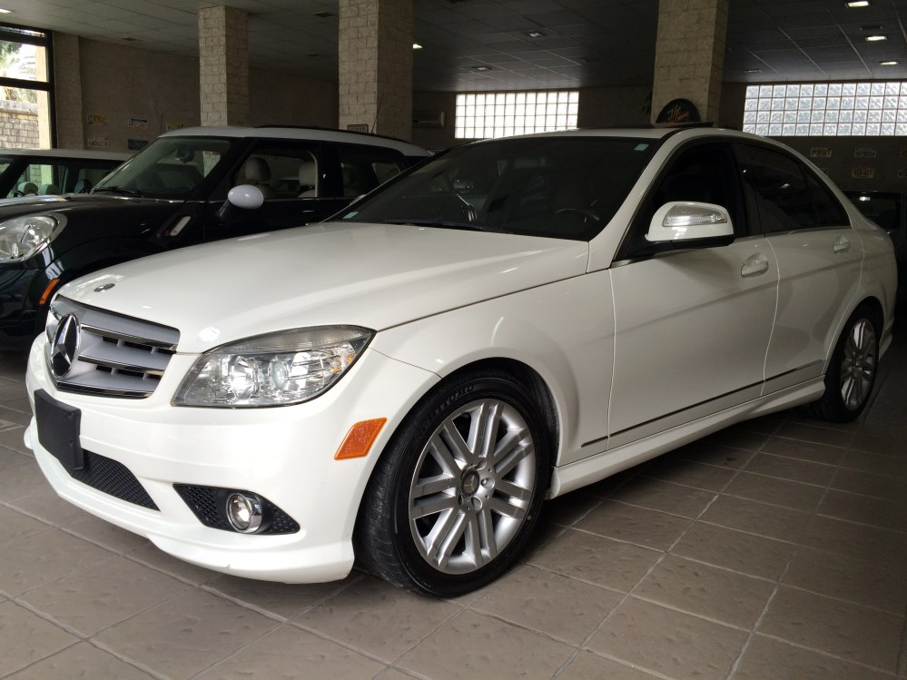 2009 Mercedes-Benz C300 sport for sale at Mini Me Motors (2/6)