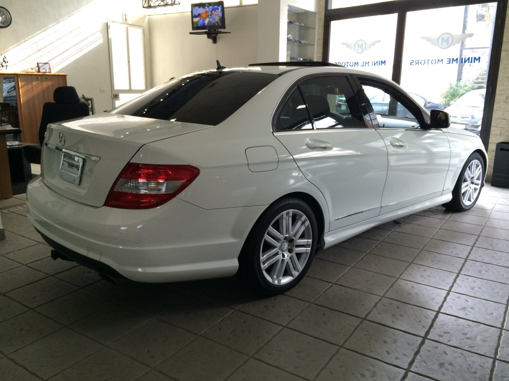 2009 Mercedes-Benz C300 sport for sale at Mini Me Motors (3/6)