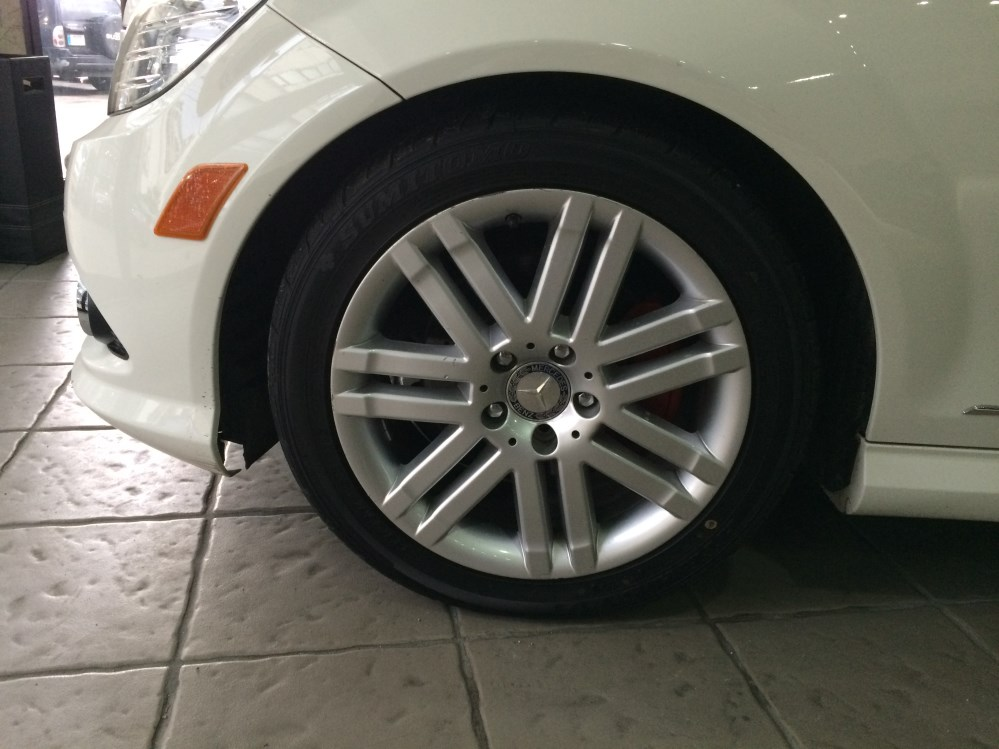 2009 Mercedes-Benz C300 sport for sale at Mini Me Motors (6/6)